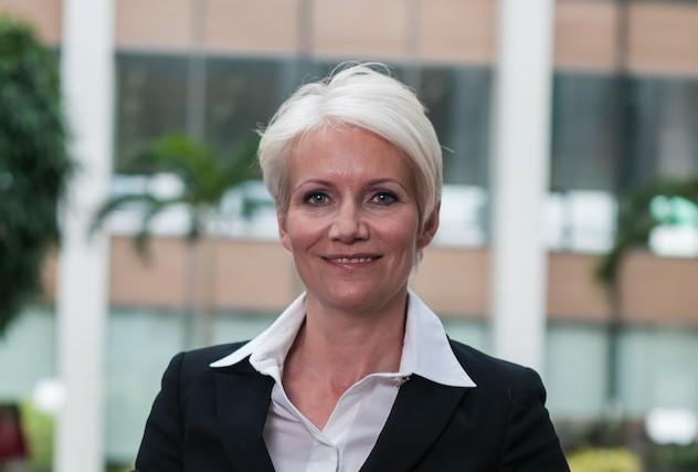 Pour NathalieDogniez, «il n'y a pas, d'un côté, les investissements compliant, et de l'autre, les investissements non compliant».  (Photo: Olivier Dessy)