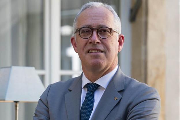 Hubert Bonnier: «Le Luxembourg étant une capitale très active, il est important de suivre son évolution et de rencontrer régulièrement les différents acteurs à l'origine de cette belle dynamique.» (Photo:Hôtel Le Place d'Armes)