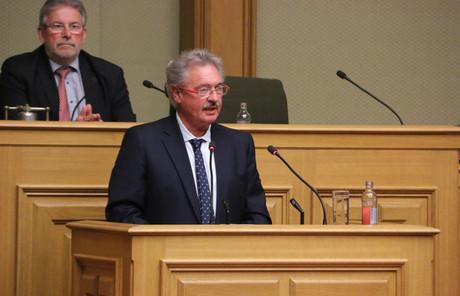 Jean Asselborn assure que les partenariats de la présidence luxembourgeoise de l'UE en 2015 ont été «mesurés et transparents» sans pour autant livrer le montant qu'ils ont rapporté ou économisé à l'État. (Photo:MAEE)