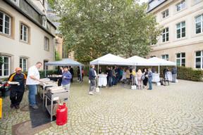 «Press Barbecue» de la rentrée politique - 12.09.2019 ((Photo: Anthony Dehez))