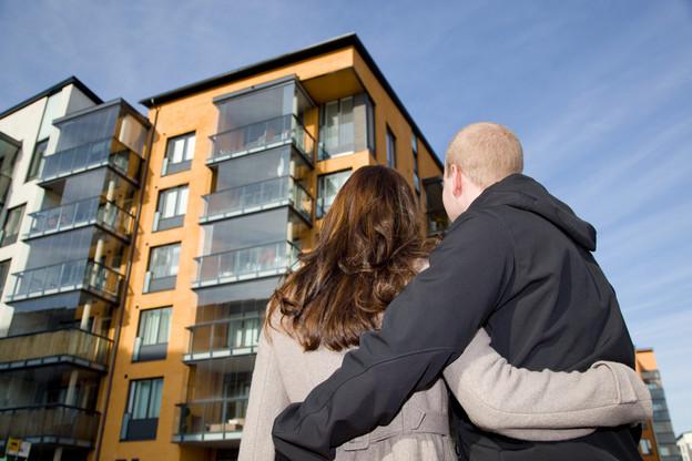 72% des emprunteurs étaient des couples, et ont fourni un apport moyen de 70.000 euros. (Photo: Shutterstock)