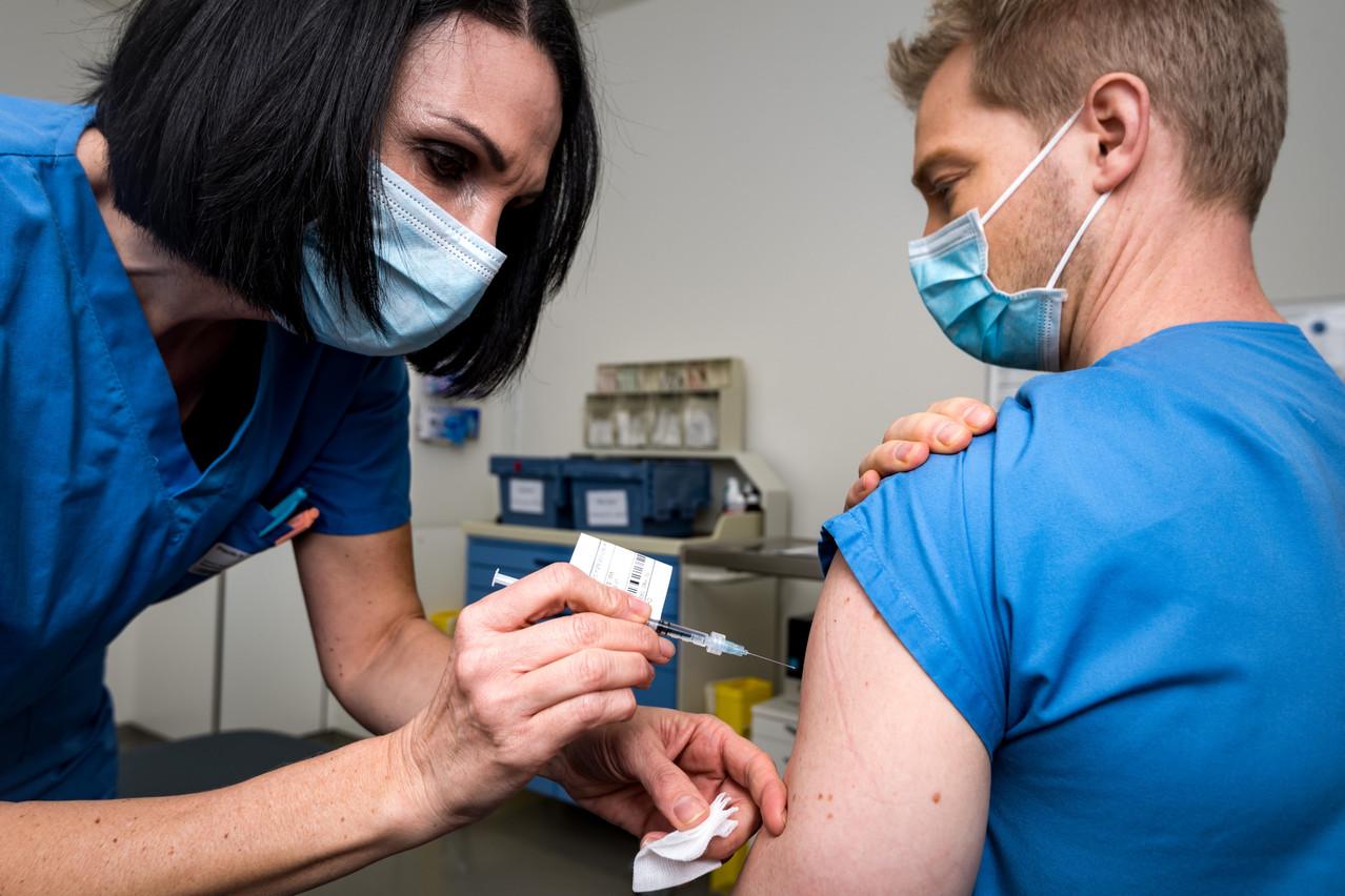 Plusieurs entreprises luxembourgeoises ont les capacités organisationnelles pour participer à la campagne de vaccination, selon Carlo Thelen. (Photo: Nader Ghavami/Maison Moderne)