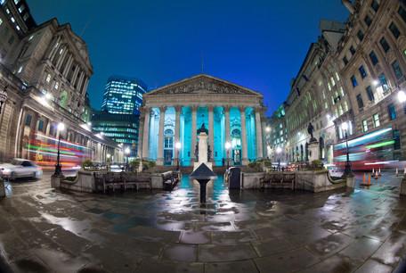 La Banque d'Angleterre n'est pas optimiste pour l'économie britannique. (Photo: Shutterstock)