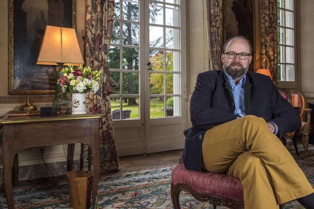 Le prince Robert de Luxembourg revendique désormais l'une des plus grandes propriétés de Saint-Émilion. (Photo: Domaine Clarence Dillon)
