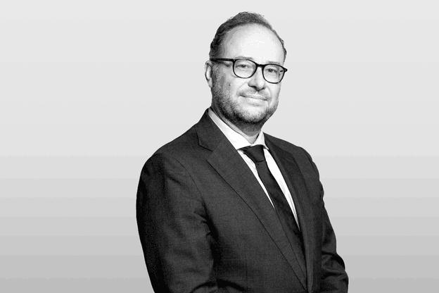 Denis Costermans: «La règlementation pèse lourd, et il faut faire face au digital. Ce n'est pas nouveau, cela fait plus de 5ans que les difficultés s'accumulent. (Photo: Arendt)