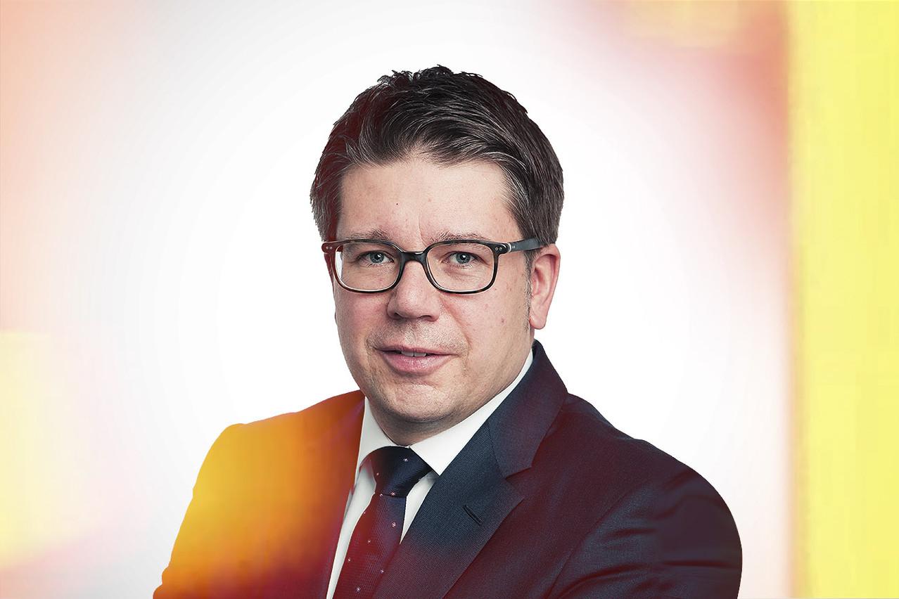 Dirk Holz, head of Product Development Private Equity & Real Estate, Société Générale Securities Services Luxembourg. (Photo: Maison Moderne)
