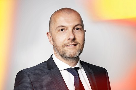 Cédric Jauquet, Director, Head of Private Asset Services, European Fund Administration (EFA) (Photo: Maison Moderne)