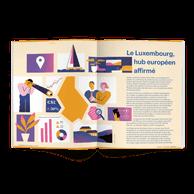 Dossier spécial sur le Luxembourg comme hub européen de la banque privée. ((Photo: Maison Moderne))