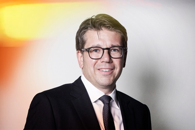 Dirk Holz, Head of Product Development Private Equity & Real Estate at Société Générale Luxembourg (Photo : Maison Moderne)