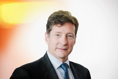 Nicolas Mackel, CEO de Luxembourg for Finance. (Photo: archives Maison Moderne)