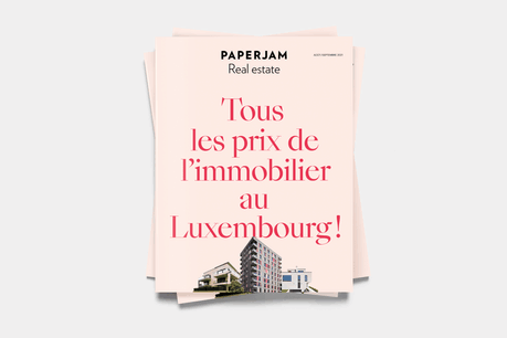 Tous les prix de l'immobilier au cœur du nouveau supplément Paperjam. (Photo: Maison Moderne)