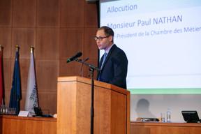 Paul Nathan (Chambre des Métiers Luxembourg) ((Photo: Matic Zorman/Maison Moderne))
