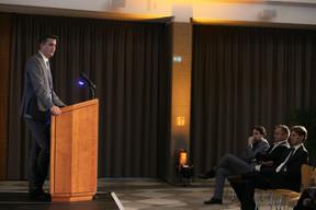Lex Delles (Ministre des Classes moyennes et du Tourisme) ((Photo: Matic Zorman/Maison Moderne))