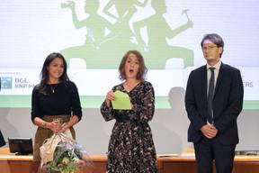 À la tête de la chocolaterie Genaveh, Alexandra Kahn a reçu le Coup de cœur du jury. ((Photo: Matic Zorman/Maison Moderne))