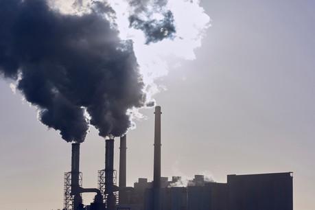 La réduction des émissions de gaz à effet de serre passe par le prix des quotas de CO 2 . (Photo: Shutterstock)