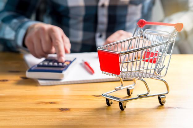 Au mois d'octobre, les consommateurs ont vu le prix de leur panier moyen rester à l'équilibre. (Photo: Shutterstock)