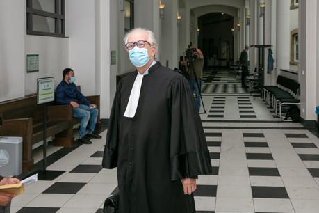 Poursuivi pour outrage et tentative d'intimidation envers un magistrat, AndréLutgen devra encore attendre avant de connaître le jugement d'un tribunal. (Photo: Romain Gamba/Maison Moderne)