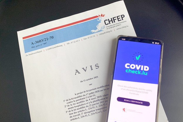 La CHFEP est la première à rendre un avis sur le projet de loi Covid qui sera voté lundi prochain. Et elle n'épargne pas le gouvernement. (Photo: Maison Moderne)