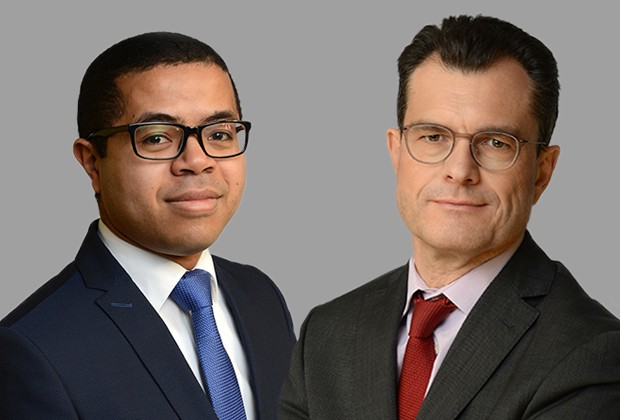Olivier Maréchal, Partner, Financial Services Advisory Leader, EY Luxembourg et Marc Tilahy, Manager, EMIR specialist, EY Luxembourg EY Luxembourg