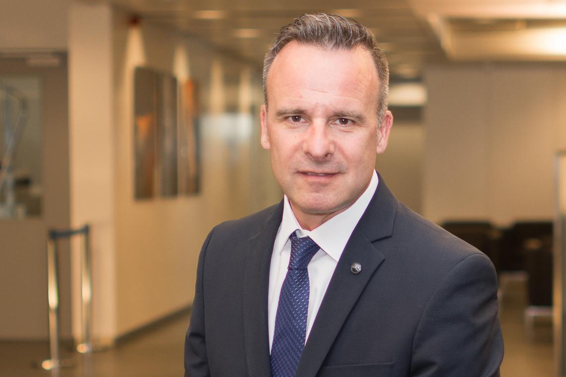 Eric Winter: «Le Club offre une large panoplie de conférences, networking et autres événements très intéressants.» (Photo: Allianz Life Luxembourg)