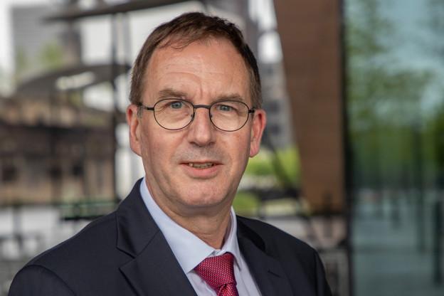 Gilbert Massard sera chargé du développement d'un nouveau bachelor en médecine. (Photo: Bruma t /Université du Luxembourg )