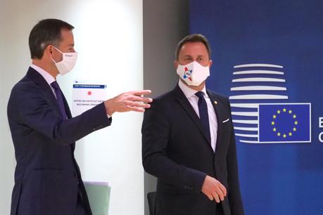 La 11eédition du sommet Gäichel réunira, mardi 31 août, les gouvernements belges et luxembourgeois, sous la coprésidence des Premiers ministres XavierBettel (DP) et Alexander De Croo. (Photo: EU/Archives)