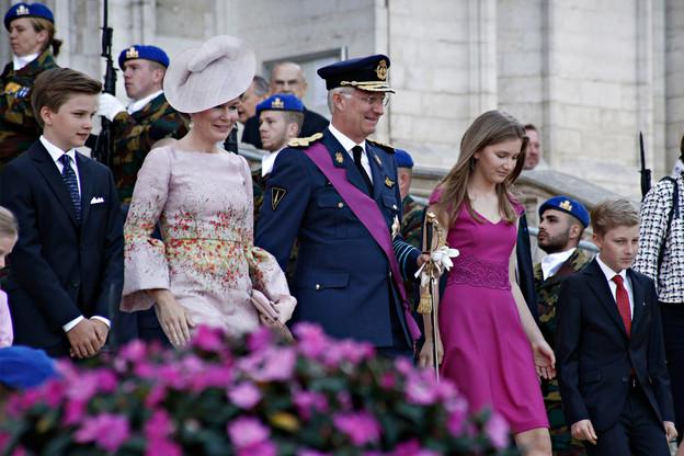 Le couple royal belge arrive en voisin ce mardi au Luxembourg pour une visite de trois jours. (Photo: Shutterstock)