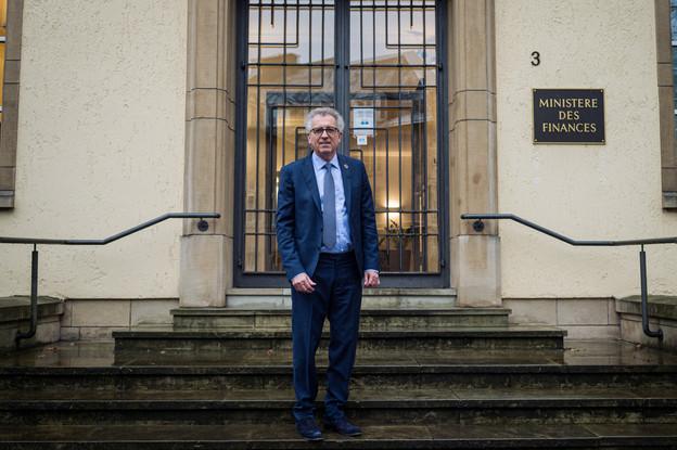 La normalisation est en cours selon PierreGramegna, le ministre des Finances. (Photo: Mike Zenari/Archives)