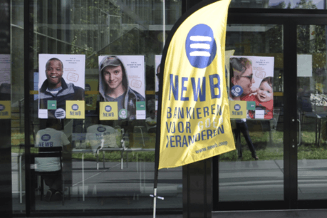 Le projet belge d'une banque coopérative citoyenne aurait convaincu la Banque nationale de Belgique. (Photo: Newb.coop)