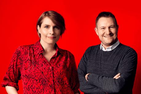 Sandra Bintz a rejoint RTL en 1999,David Gloesener a débuté sa carrière chez Eldoradio il y a une vingtaine d'années. (Photo: RTL)