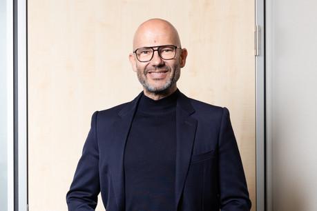 Le président exécutif deIQ-EQ, Serge Krancenblum, est déjà à la recherche de nouvelles cibles. (Photo: Romain Gamba / Maison Moderne)