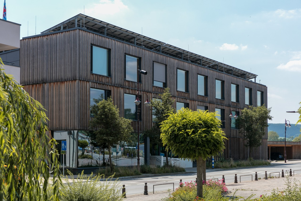 The ANF's offices in Diekirch Romain Gamba / Maison Moderne
