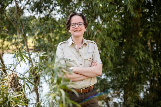 Sandra Cellina est biologiste et chef du Service de la nature de l'Administration de la nature et des forêts du Luxembourg. (Photo: Romain Gamba/Maison Moderne)