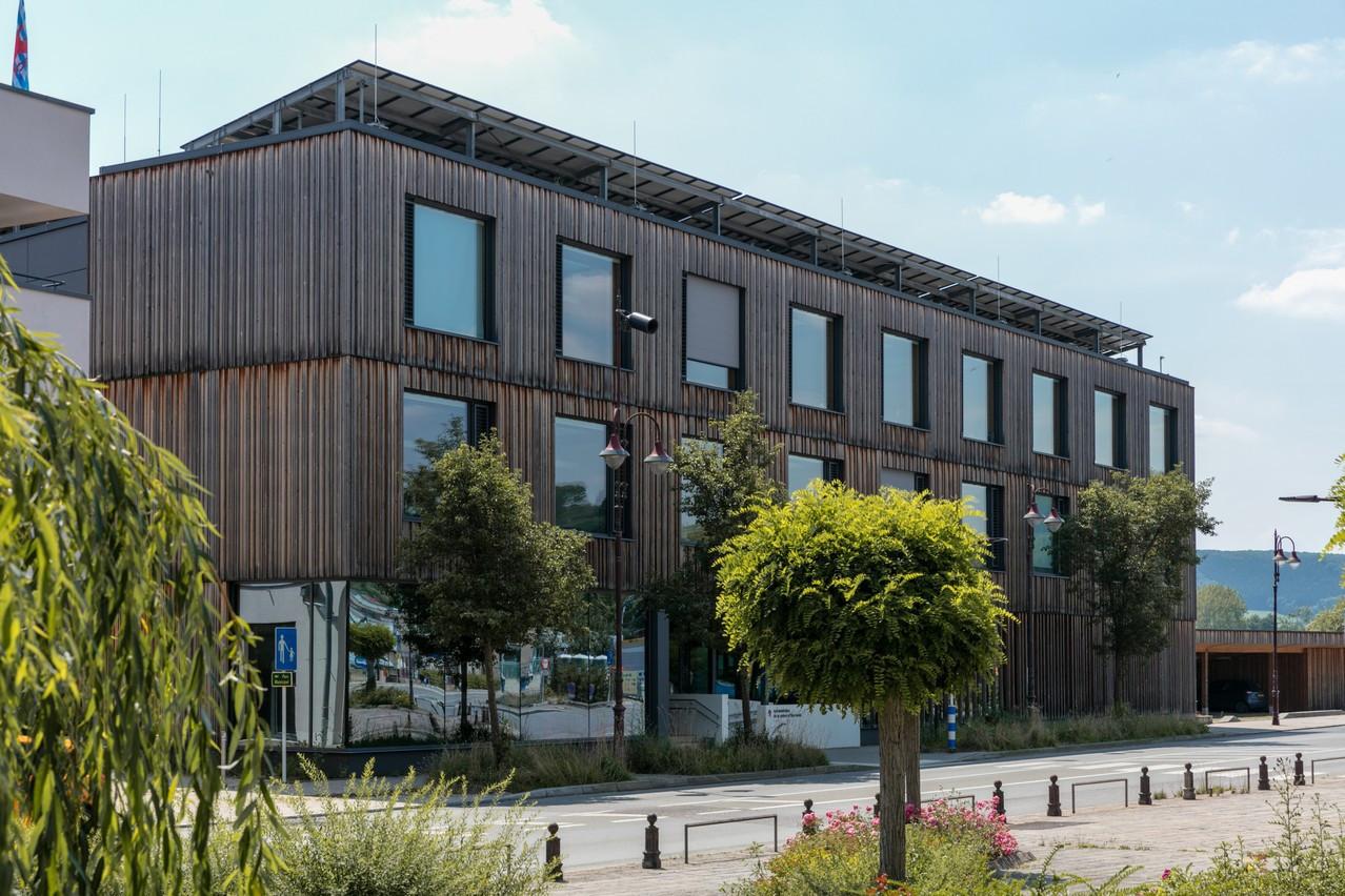 Les bureaux de l'ANF à Diekirch. (Photo: Romain Gamba/Maison Moderne)