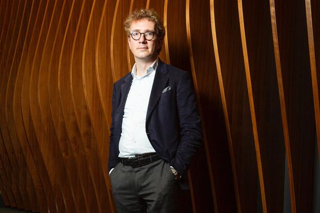Laurent Schummer, Partner chez Arendt & Medernach Julian Pierrot / Maison Moderne
