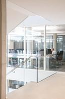 Les bureaux sont organisés en flex office. ((Photo: Patricia Pitsch / Maison Moderne))