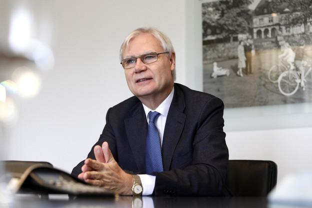 Le CNFP, présidé par RomainBausch, souligne les incohérences du PSC2020 remis par le Luxembourg, avec notamment l'absence de mise à jour des prévisions pour2021, à l'aune du choc économique du printemps2020. (Photo : Olivier Minaire / Archives Maison Moderne)
