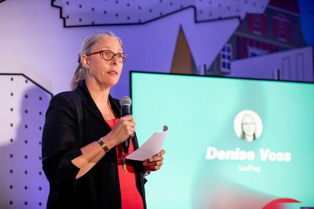 Denise Voss (LuxFlag) (Photo: Jan Hanrion/Maison Moderne)