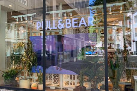 Le Pull&Bear du centre-ville emploie une dizaine de salariés qui seront relocalisés vers les autres points de vente du groupe Inditex au Luxembourg. (Photo: Paperjam)