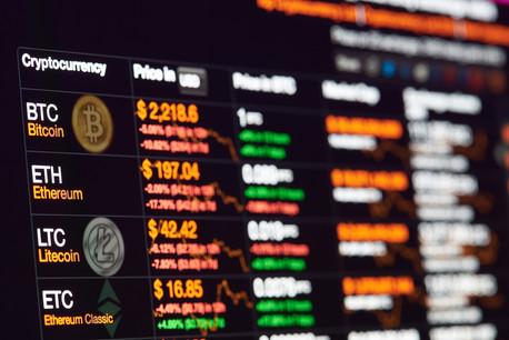 L'évolution des crypto-actifs rend incontournable leur considération par les acteurs des services et du secteur financier. (Photo: Shutterstock)