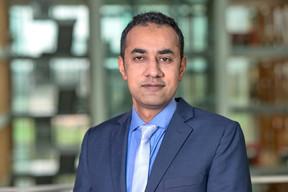 Asif Ali, partner assurance. (PwC Luxembourg)
