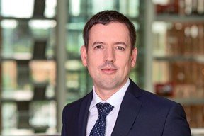 Mickaël Le Bras, partner assurance. (PwC Luxembourg)