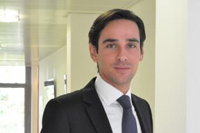 Geoffroy Marcassoli, partner assurance. (PwC Luxembourg)
