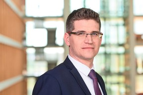 Markus Zenz, partner assurance. (PwC Luxembourg)