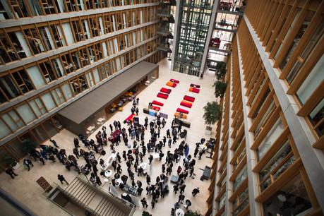 PwC Luxembourg insiste sur l'importance du facteur humain dans le succès de l'entreprise. (Photo: Nader Ghavami/archives)