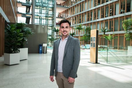 Thomas Campione a analysé l'intérêt pour PwC Luxembourg d'accepter les paiements en bitcoin. (Photo: Nader Ghavami)