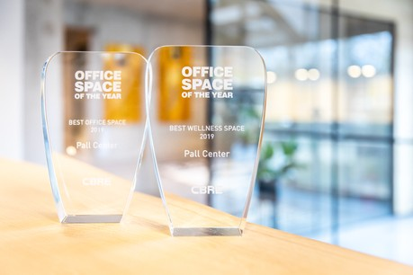 Office Space of the Year © Vincent Remy