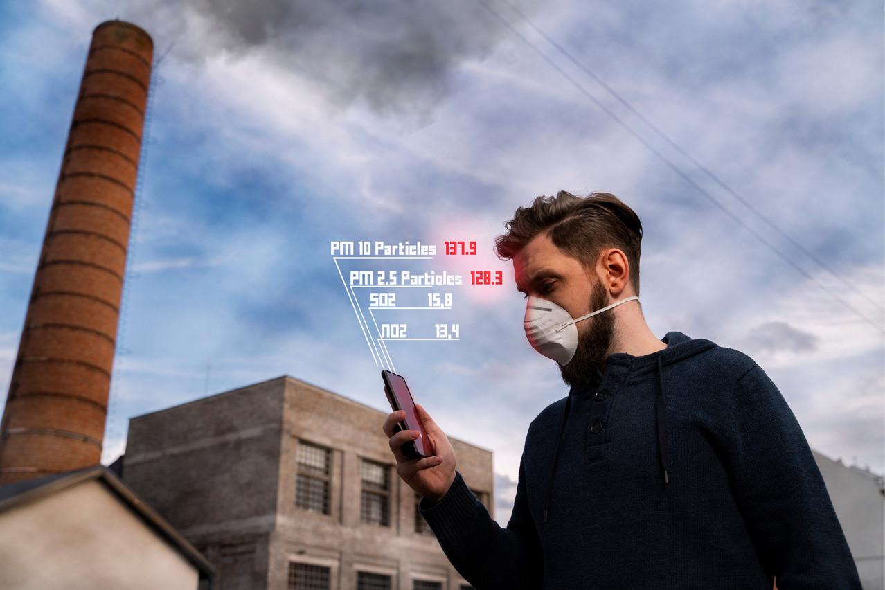 Près de 400.000personnes meurent chaque année en Europe en raison d'une qualité de l'air insuffisante. Le projet de loi à venir, la semaine prochaine, sera le premier à faire l'objet d'une consultation publique digitale. (Photo: Shutterstock)