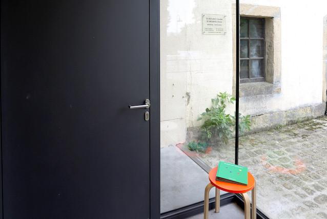 Projet Cabinet Vétérinaire Claudie Reyland par steinmetzdemeyer Architectes.  (Crédit: steinmetzdemeyer)