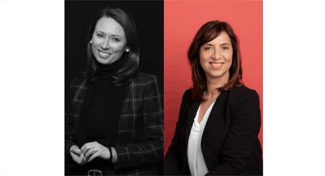 Gwladys Costant & Nathalie Delebois, Co-présidentes – fr2s. (fr2s)